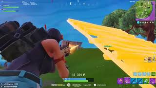 The Cleanest Snipes In Fortnite History!
