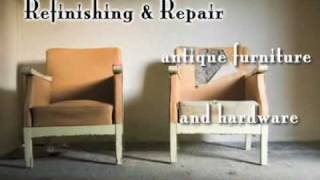 Alpha Omega Furniture Refinishing & Repair, Lakeland, Fl