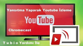 Smart Tv Youtube Giremiyorum Kesin Çözüm Tubio Uygulaması ile Telefonu Televizyona Yansıtma 4 #2021