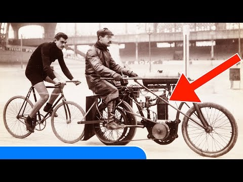 25 RARE Old Photos that show the Cycling Culture 100 Years ago!!! Bicycles are AWESOME