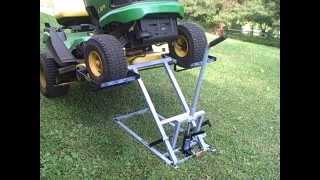 Pro Lift Mower Lift Model T-5300