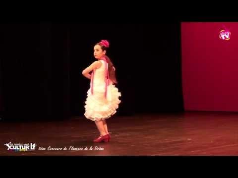 Concours de Flamenco de la Drôme 2016