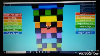 Obby race with friends in ROBLOX by Yug Patel