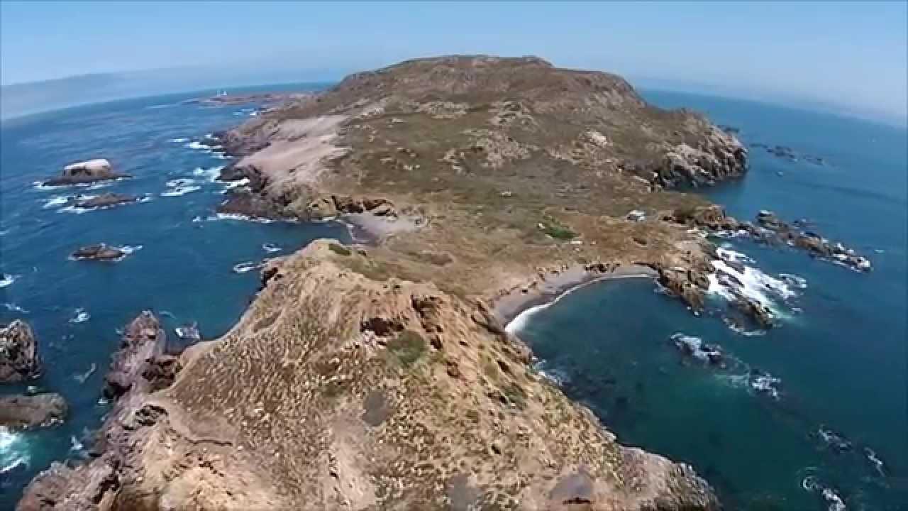Isla Todos Santos Ensenada Baja California Youtube