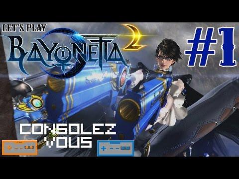 Bayonetta 2 - Partie 1 - Consolez Vous