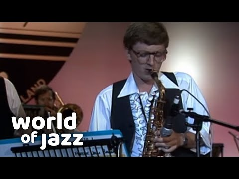 Purdue University Jazz Band live at the North Sea Jazz Festival • 18-07-1982 • World of Jazz