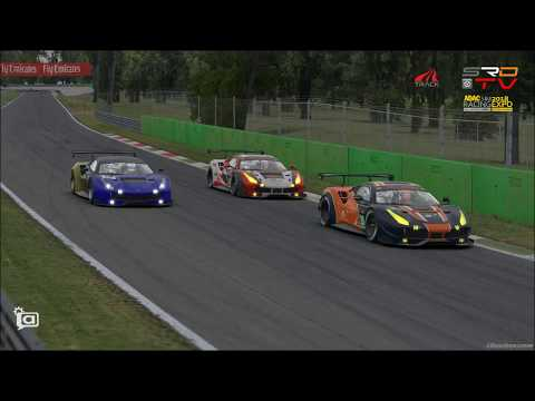 Ferrari Challenge 1.Lauf mit  Alexander Sturm & Patrick Jarczynski