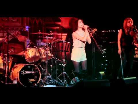Andrea Corr  'Pale Blue Eyes' live at Union Chapel,Eng. 6/3/2011
