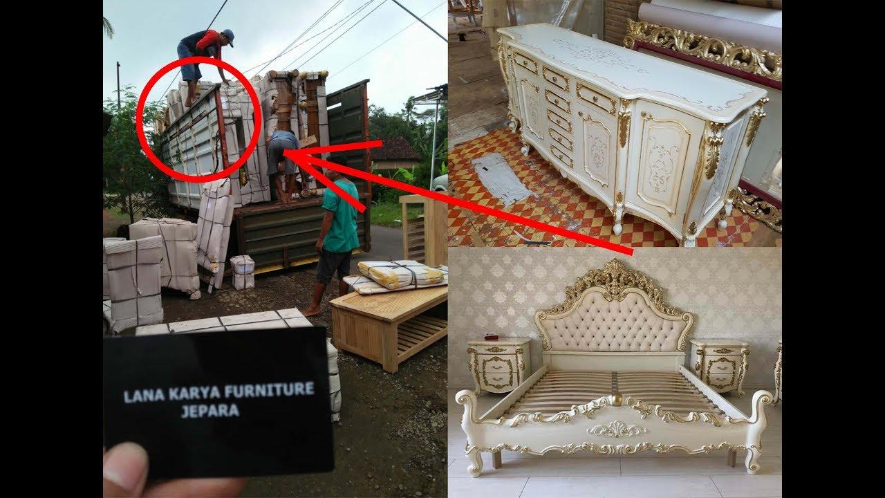 Furniture Jepara Terpercaya Lana Karya Furniture Review 1 Youtube