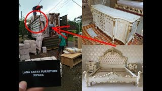 Furniture Jepara Terpercaya Lana Karya Furniture Review #1