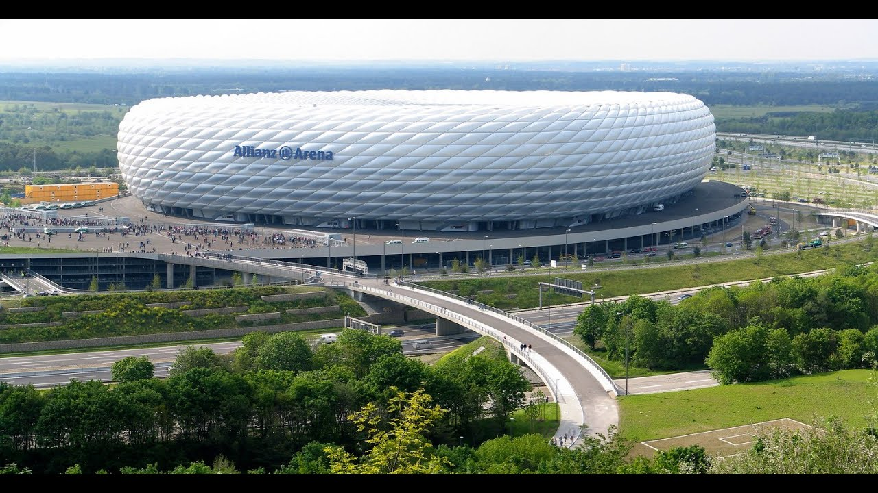 Park And Ride München Allianz Arena