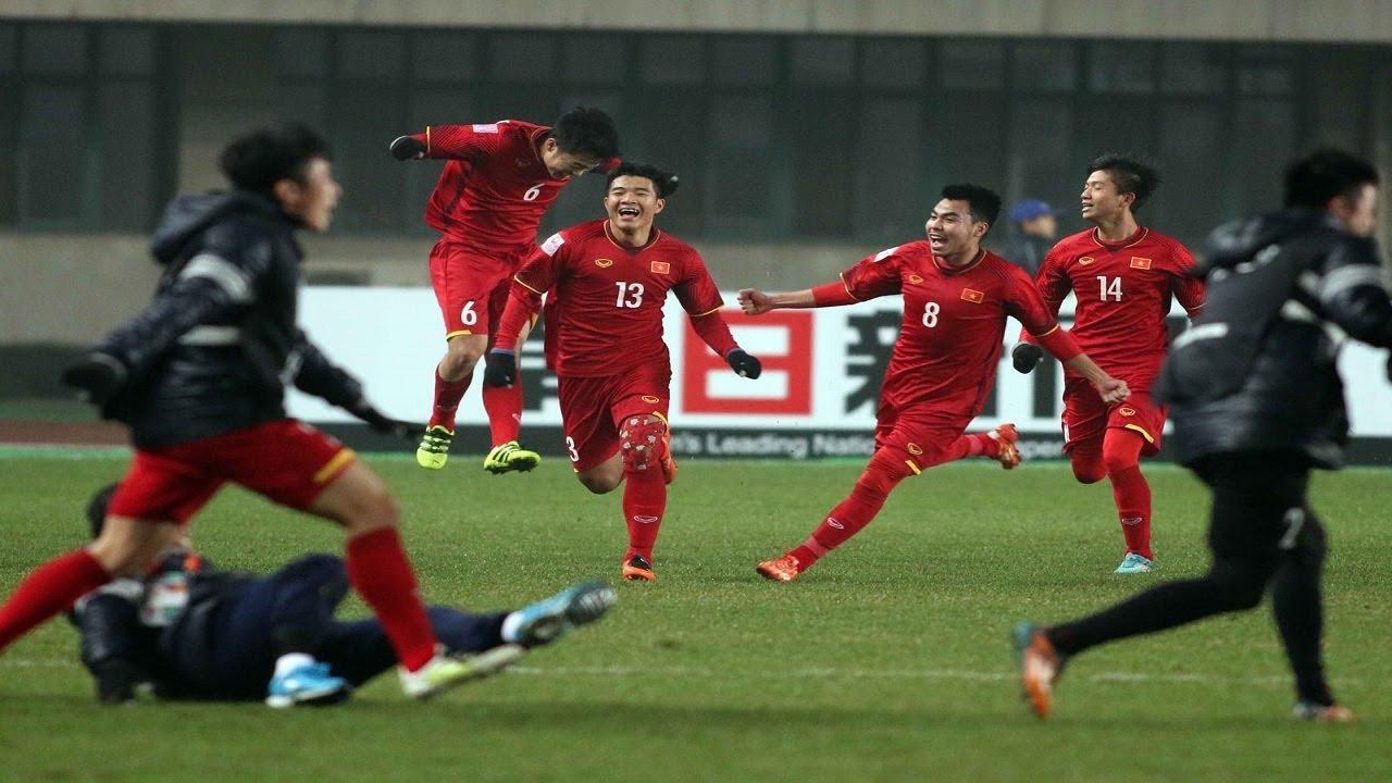 Những Phút Sợ Hãi Tột Độ Của Đội Bóng Số 1 Châu Á Khi Đối Đầu Với U23 Việt Nam | Bóng Đá Việt