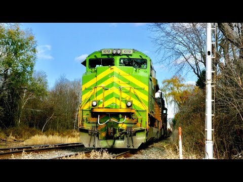 Awesome Trains on EVERY Class I Railroad in the Capital Region!!