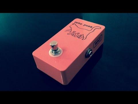 Bigfoot Engineering - Organic, British guitar pedals