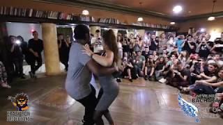 Biskit & Paola [ Reik - Ya Me Entere by DJ Ryan Miles] @Vilnius Bachata Festival