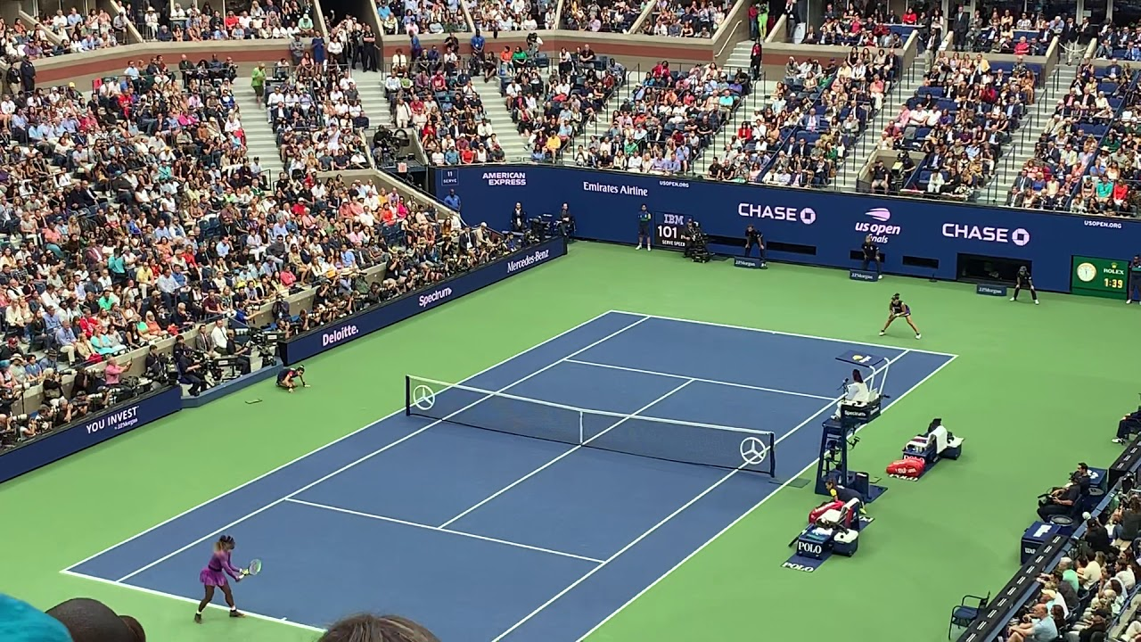 Bianca Andreescu Wins the US Open, Defeating Serena Williams