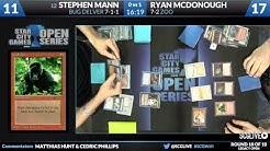 SCGINVI - Legacy - Round 10 - Stephen Mann vs Ryan Mcdonough