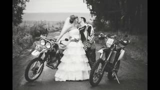 Свадебное платье в грязи, невеста экстрималка, оригинальная свадьба.