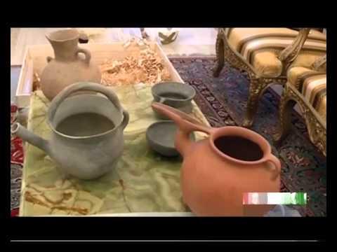 Iran Belgian court orders return of smuggled antiquities بازگرداندن اشيا باستاني خوروين به ايران