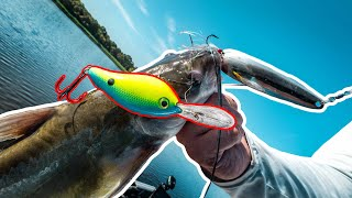 He Got My LURE Back! (Couldn