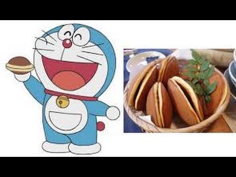 How To Cook Japanese Street Food  Dorayaki Doraemons Favorite Cake Weird Japan