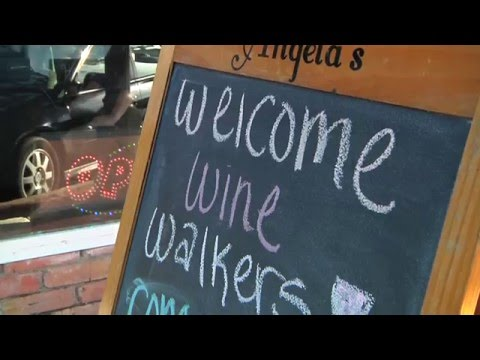 Downtown Plano Art and Wine Walk
