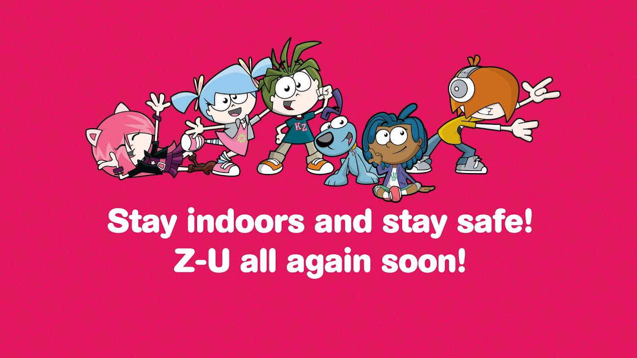 KZTV 2020 | Stay indoors and stay safe, Kals!