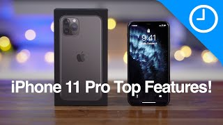 iPhone 11 Pro & 11 Pro Max : top 25 features