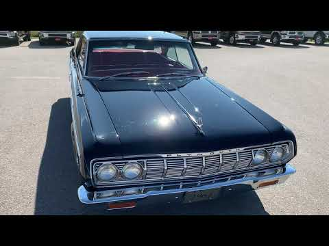SOLD - 1964 Plymouth Fury 383 for sale at Pentastic Motors