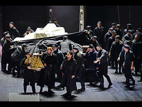 Der fliegende Holländer - Steuermann lass die Wacht - Deutsche Oper Berlin