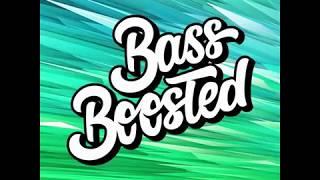 Becky G Natti Ft Natasha Sin Pijama Bass Boosted