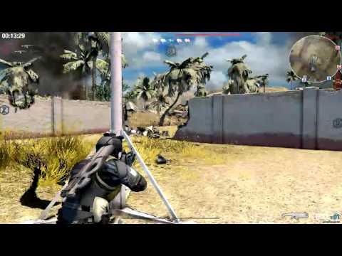 War Inc Battlezone Gameplay HD