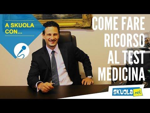 Ricorsi test medicina: l'avvocato Bonetti a Skuola.net