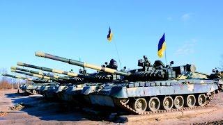 Техніка війни №46. Тренінг В.Галви. Танк Т-64 в АТО