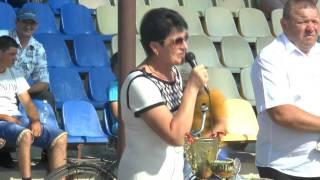 У Сарнах відбувся турнір з футболу до дня міста
