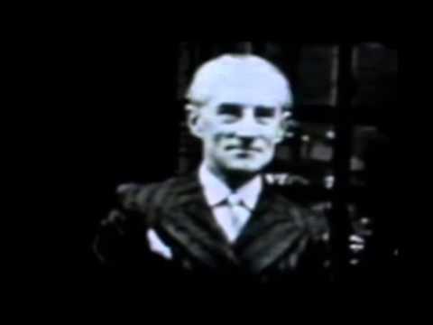 Exceptionnel film muet de Maurice Ravel parlant à Olin Downes