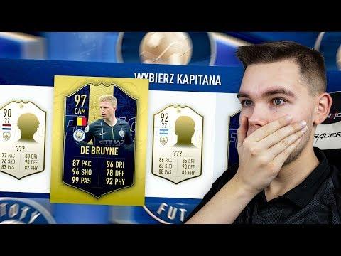 TOTY DRAFT! 3 IKONY!   FIFA 19