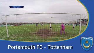 Portsmouth FC Ladies V Tottenham Hotspur