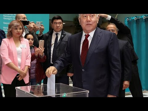 Kazakhstan votes for a new President in snap election