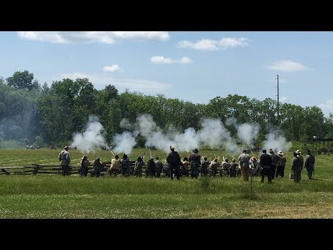 Exploring Old Bedford Village And Civil War Battle of Antietam Reenactment! Full Day Adventure!