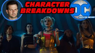 Birds of Prey ReactionsPreview and James Gunns Cryptic Tease  DC Movie News