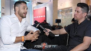 CHRIS ALGIERI ON JOSHUA VS RUIZ AND HOW PHYSIQUES DONT MATTER IN BOXING OR COMBAT SPORTS