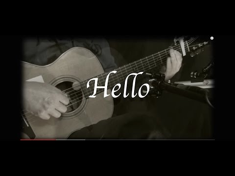 Adele - Hello - Fingerstyle Guitar