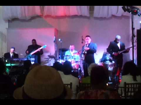 The Pat Williams Group (featuring Ken Mondshine on sax)