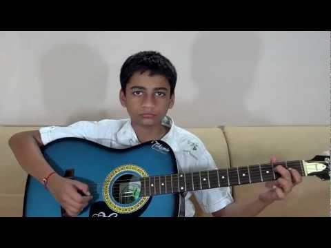 Tu Hi Meri Shab Hain Guitar Instrumental - Gangster