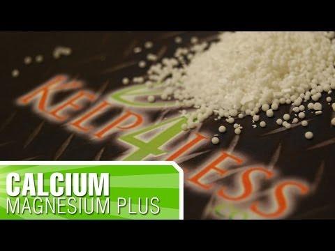 How To Mix Calcium Magnesium Plus - CalMag+