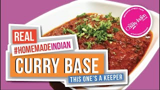 WANT THE BEST CURRY MASALA BASE ? Authentic Indian Curry Base/Gravy/Sauce Recipe