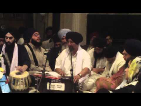 Bhai Hardeep Singh Jee (Delhi), Jamica Estates NY, 17  September  2011  - Part 2