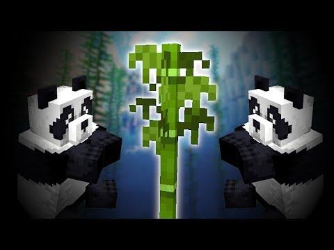 Tout sur le Bambou de Minecraft 1.14 !