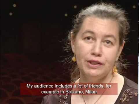 Lilya Zilberstein's interview